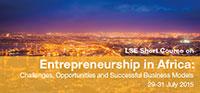 Entreprenurship in Africa