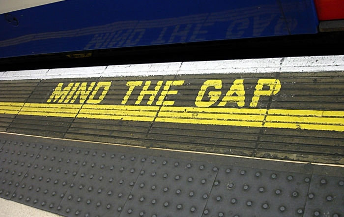 Mind the Gap: Making a difference, four questions at a time