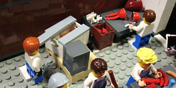 lego sausage factory