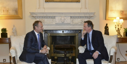 Cameron needs to convince both the member states and the EU institutions before his own side