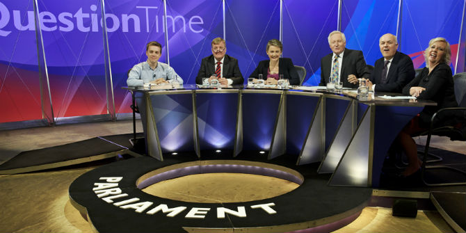 dimbleby question time