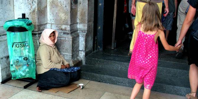 beggar paris