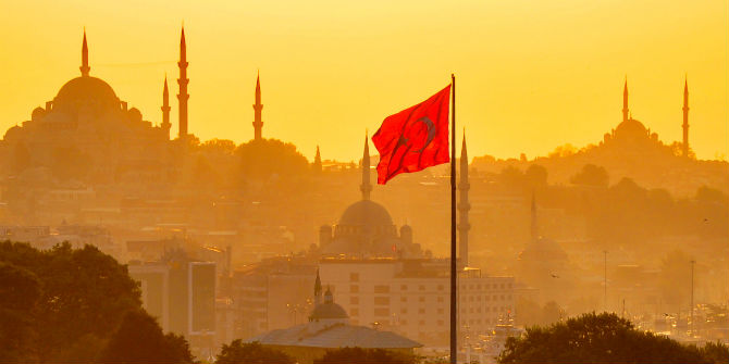 Is Turkey going to join the EU in the next decade? Not