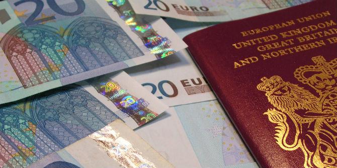 passport euros