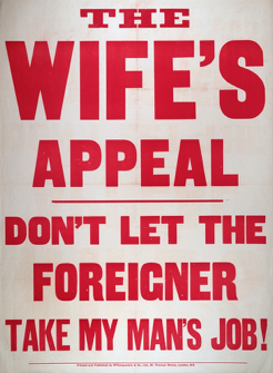 wife's appeal poster