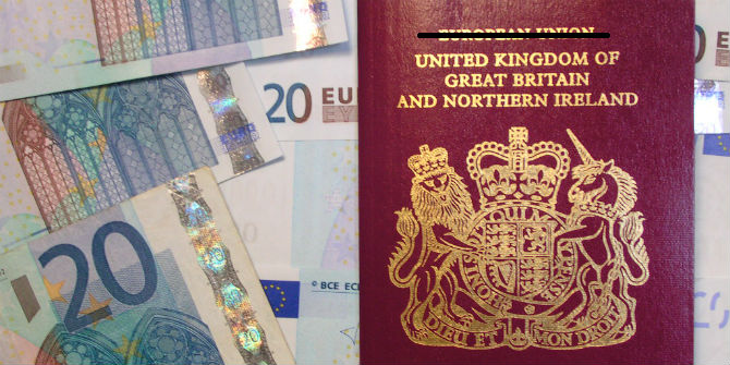british passport euros