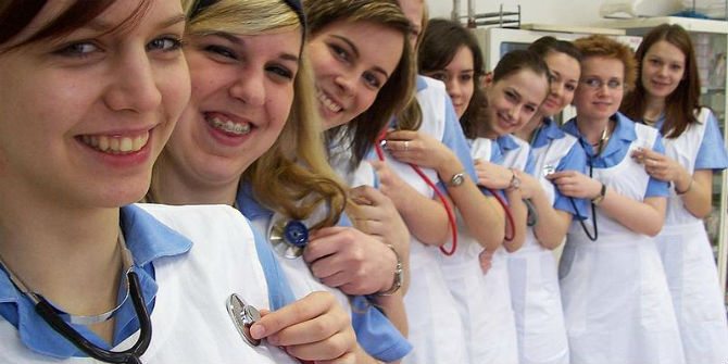 czech student nurses