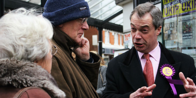 nigel farage eastleigh