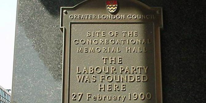 LabourPartyPlaque