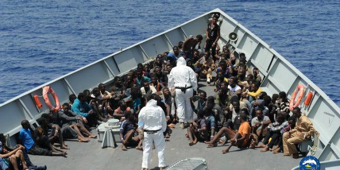 mediterranean migrants rescue