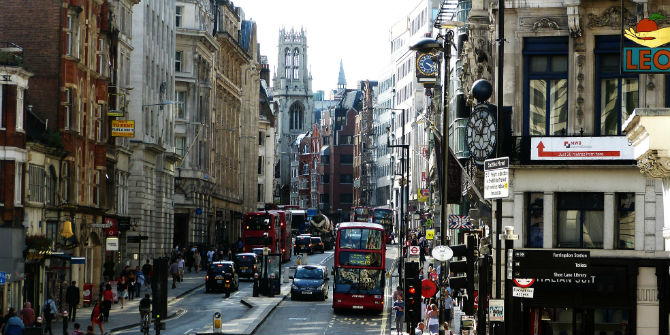 london the City