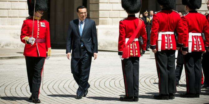 premier li china britain
