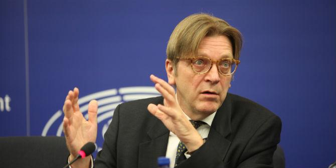 guy verhofstadt