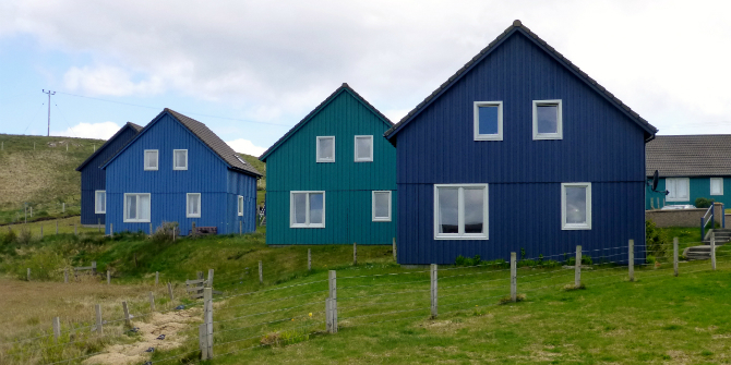 Norrendal,_Hjaltland_Housing_Association,_Whalsay_(geograph_3575399)