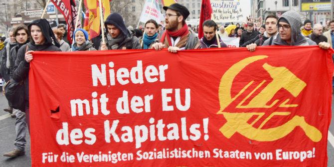 demonstration anti-eu