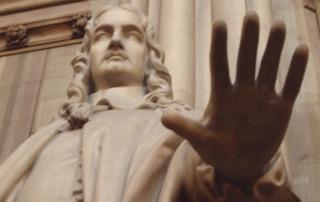 statue parliament
