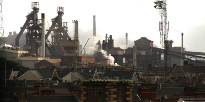 factories port talbot