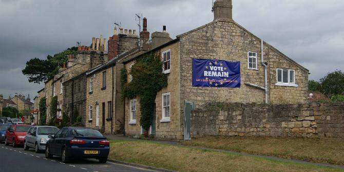 house_baring_vote_remain_banner_main_street_kirk_deighton_22nd_june_2016