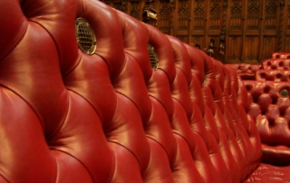 red benches lords