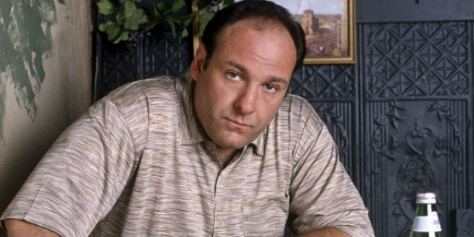 End of conversation? Tony Soprano (James Gandolfini). Photo: Diariocritico de Venezuela via a CC-BY-2.0 licence