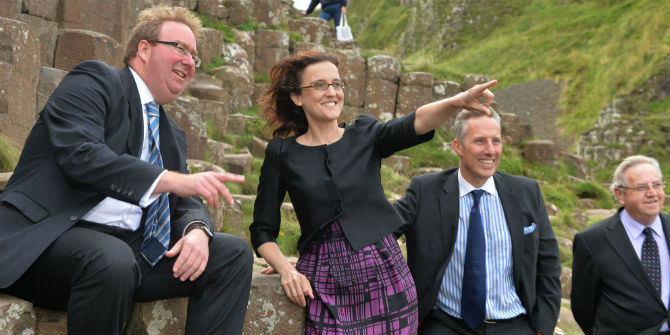 theresa villiers northern ireland