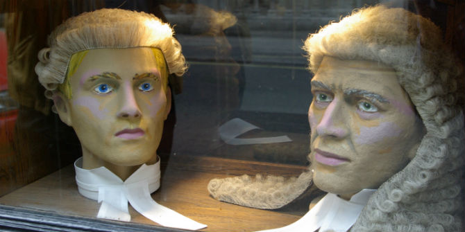 barristers wigs