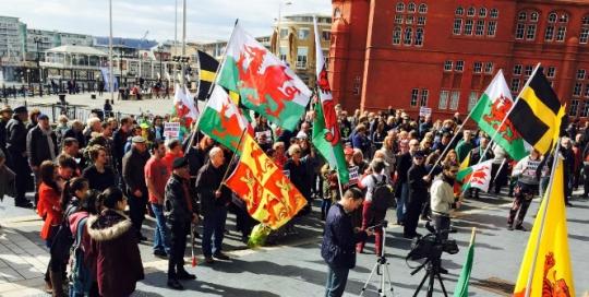 Yes Cymru: the debate on Welsh independence has begun for good