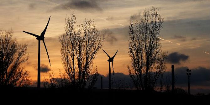 wind turbines scotland