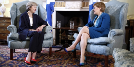 Sturgeon's case for Indyref2 is a shaky one