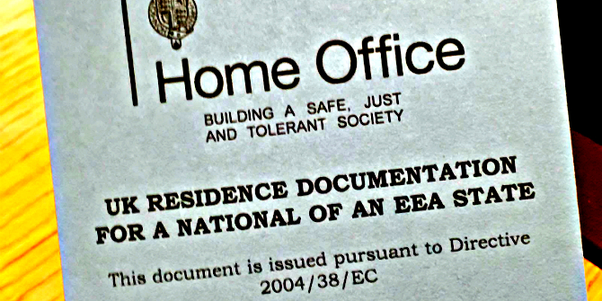 Image result for UK residency confirmed