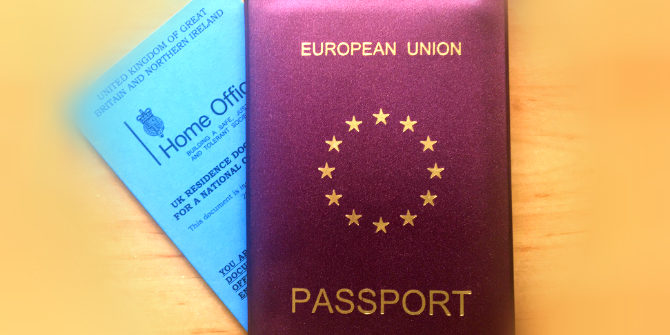 UK Permanent Residence: where can EU students get information?
