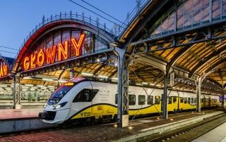 wroclaw train railway