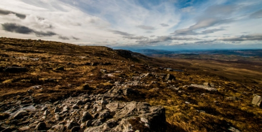 A mountain to climb: the looming problem of the Northern Irish border
