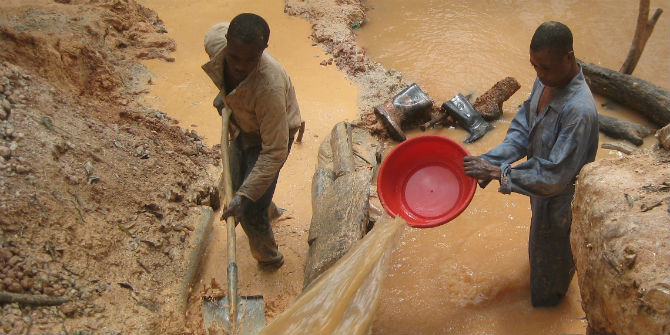 drc miners