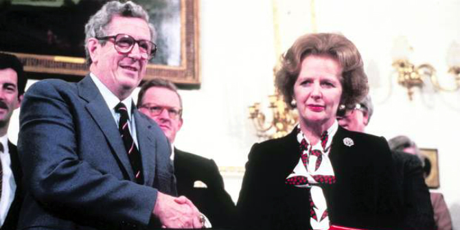Cracks are beginning to appear in British-Irish relations