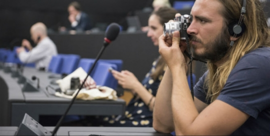 How the EU elite publicises its high-profile work and stays silent about the rest