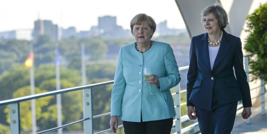 The German election result will slow down the Brexit process