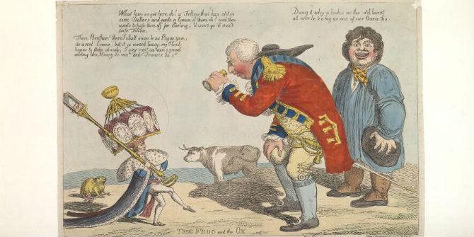 george iii napoleon