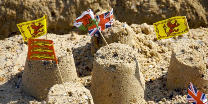 sandcastle flags