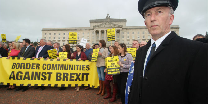 Lse Brexit Walking Away From The Good Friday Agreement May Look
