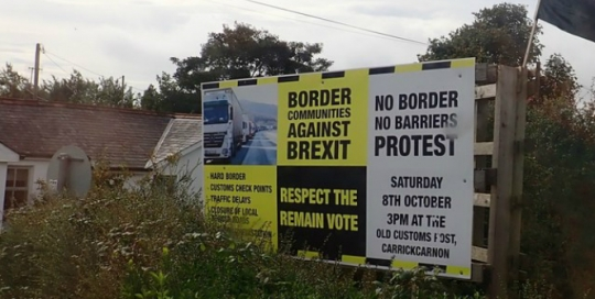 In Northern Ireland there is both division and consensus between different ethno-national groups on Brexit