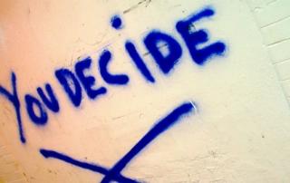 scottish referendum graffiti
