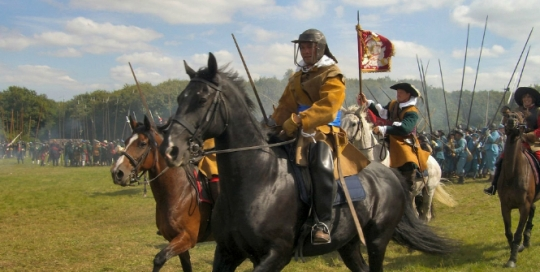 Brexit has the semblance of a new English Civil War