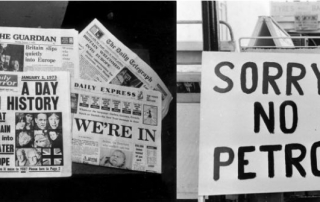 1973 front pages