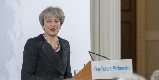 Theresa May's negotiation strategy sets the UK on a course to a soft - or at least softer - Brexit
