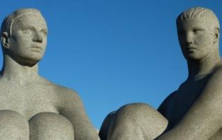 oslo sculptures