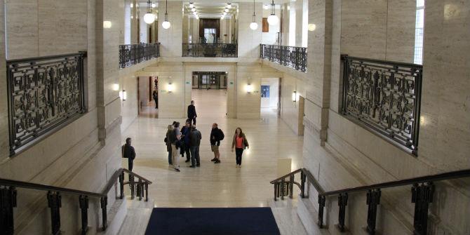 senate house ucl