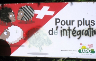 swiss people's party poster