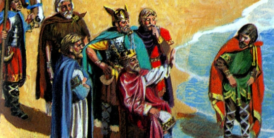 Powerless to resist: Canute, Brexit and the tides of political pressure