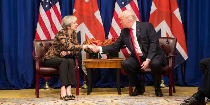 The Anglo-American 'special relationship' in the post-Brexit era